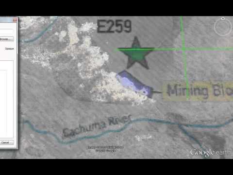 Lucapa Diamond Co - Mining Area 8 relative to the Catoca Diamond Mine, Angola 2015 09 25 at 12 47 14