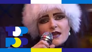 Siouxsie & the Banshees - This Wheel's On Fire • TopPop