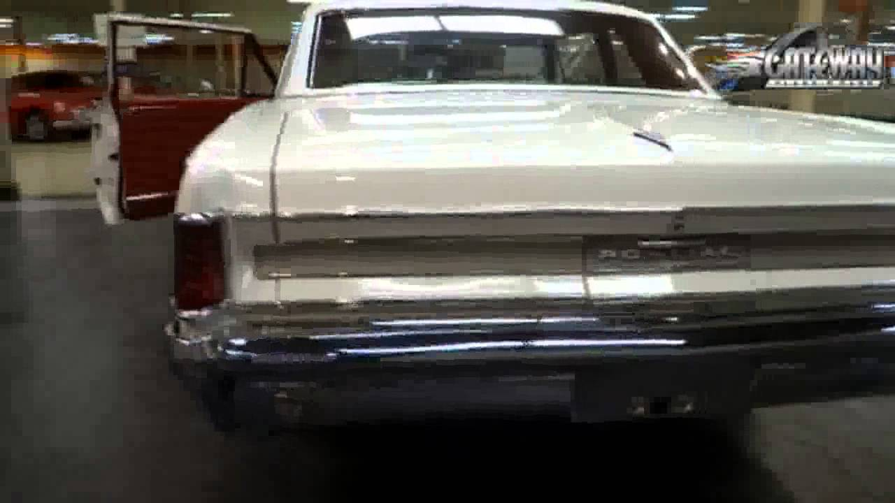 1964 Pontiac Tempest for sale at Gateway Classic Cars in St. Louis ...