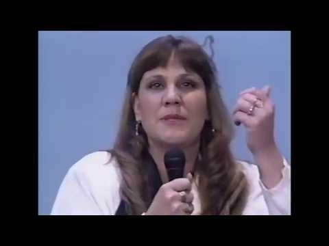 Carmem Tiepolo no Programa Boa Tarde Cidade na Rede Bandeirantes falando de suas músicas espirituais