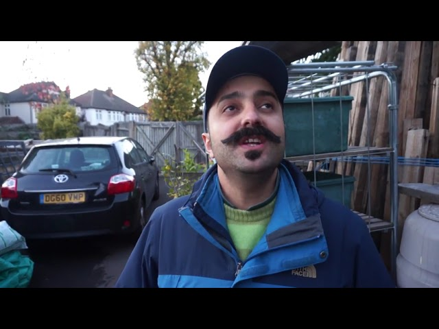 INTERVIEW WITH FOAD EMRANI: DOP