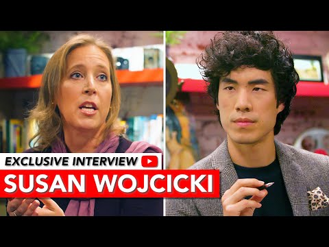 Eugene Interviews the CEO of YouTube