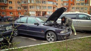 Оживление BMW E39. Всё как мы любим )