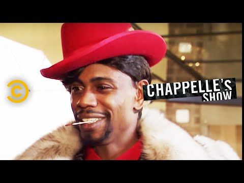 Chappelle's   The Playa Haters' Ball