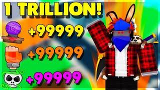 UNLOCKING 1 TRILLION *TOTAL* POWER! (ROBLOX POWER SIMULATOR)