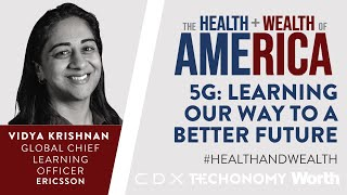 Vidya Krishnan on 5G: Learning Our Way to a Better Future