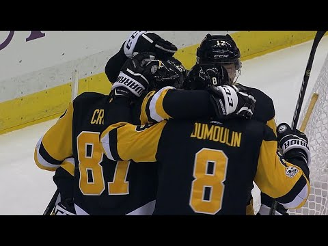 10/07/17 Condensed Game: Predators @ Penguins