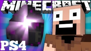 Minecraft [PS4] How to hatch the Ender Dragon Egg (No Mods) on Xbox One, PS4, PE, & PC! NEW UPDATE!