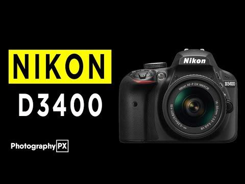 Nikon D3400 DSLR Camera Highlights & Overview -2020