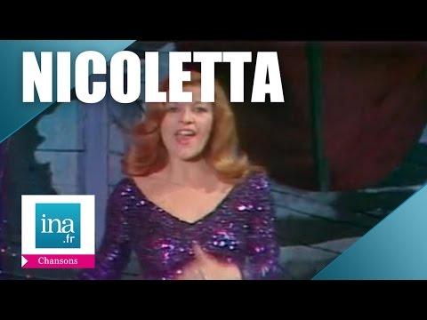 """Nicoletta """"A quoi sert de vivre libre ?""""   Archive INA"""