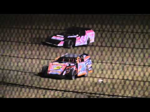 DTWC Modified Feature from Portsmouth Raceway Park 10-17-15