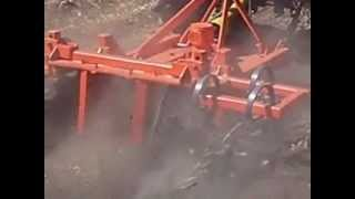 Sugar Cane Pushpak Ratoon Manager Manufactured by Deccan Farm Equipment Pvt Ltd.