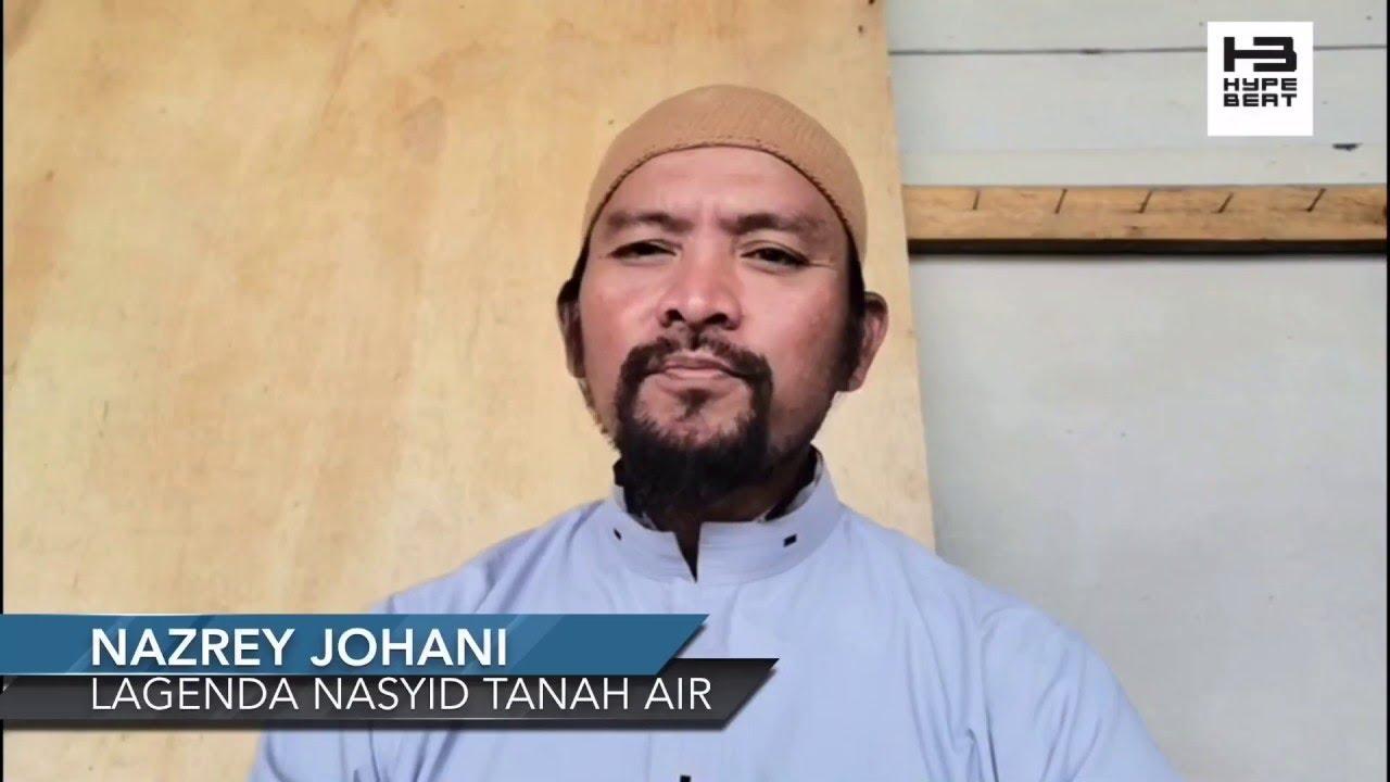 Ucapan Raya dari Lagenda Nasyid Nazrey Johani!!!