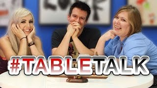 Your Butthole is Safe on #TableTalk!
