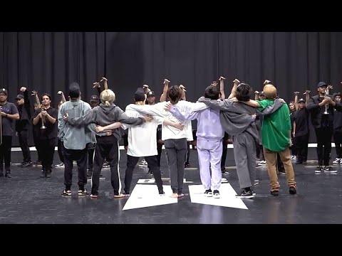 [BTS - ON] dance practice mirrored