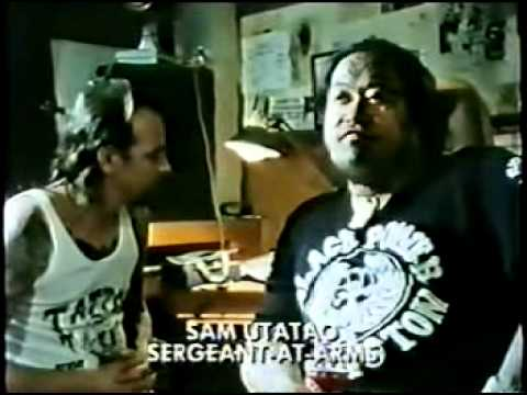 NZ Gang Classic's #21 - Black Power Documentry (Original Ful