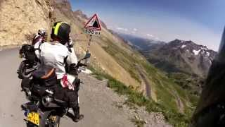 French alps on Ducati Monster S4