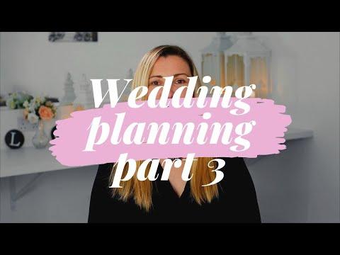 Wedding planning with Sam (decoration) part 3