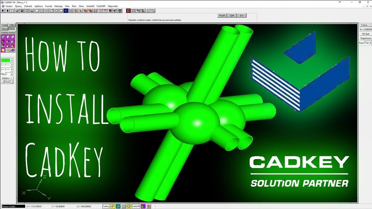 Cadkey 19 free download
