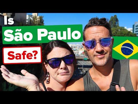 IS SÃO PAULO SAFE? 🤔🛑 The Real Brazil 🇧🇷