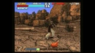 Tekken 3 PlayStation Gameplay_1998_04_29_1