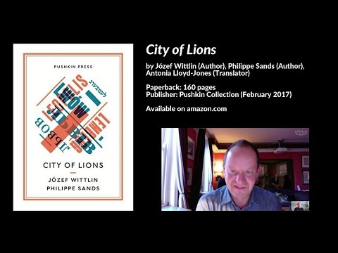 City of Lions, Interview with Philippe Sands
