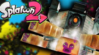 Splatoon 2 Game - FIRST BOSS! OCTO OVEN! - Splatoon 2 Gameplay Part 2 - Single Player Walkthrough