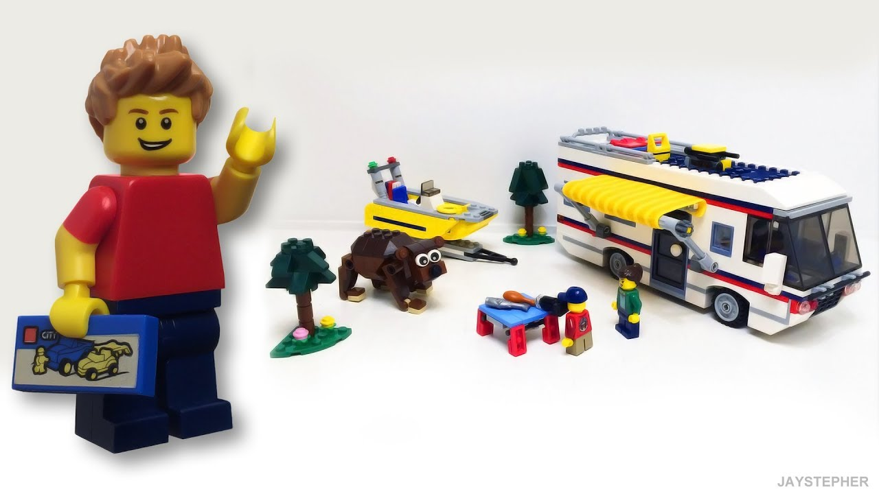 Review Lego Creator Vacation Getaways 31052 Youtube