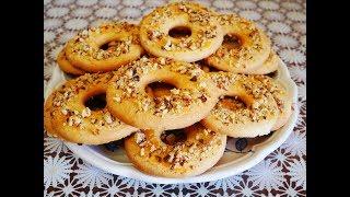 ПЕСОЧНОЕ печенье на ОРЕХОВЫЙ СПАС печенье рецепты Вкусная выпечка печенье песочное Рецепты