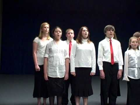 Bethany Community Middle School Christmas Chorus 2010