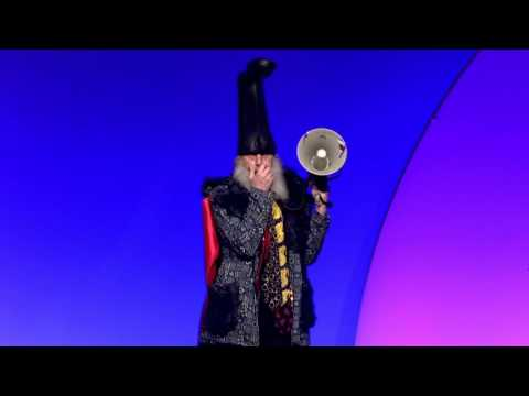 Vermin Supreme Crashes ISFLC16
