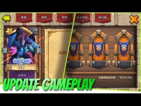 Castle Clash | Update GAMEPLAY: Guild Wars + ARCTICA ಠ New Hero/Held [Deutsch] RaeshCor