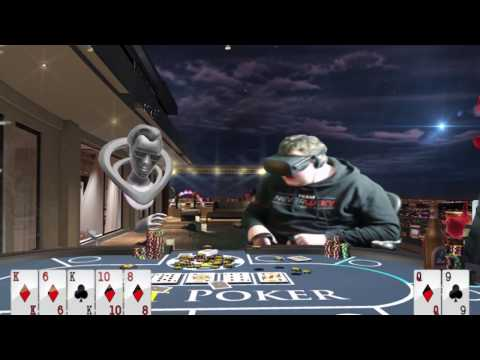 UNRELEASED VIRTUAL REALITY POKER!
