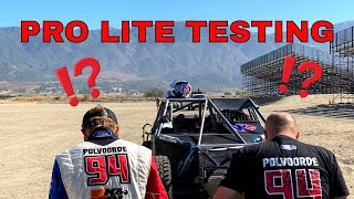 Pro Lite Testing During CA Wildfires | Christopher Polvoorde
