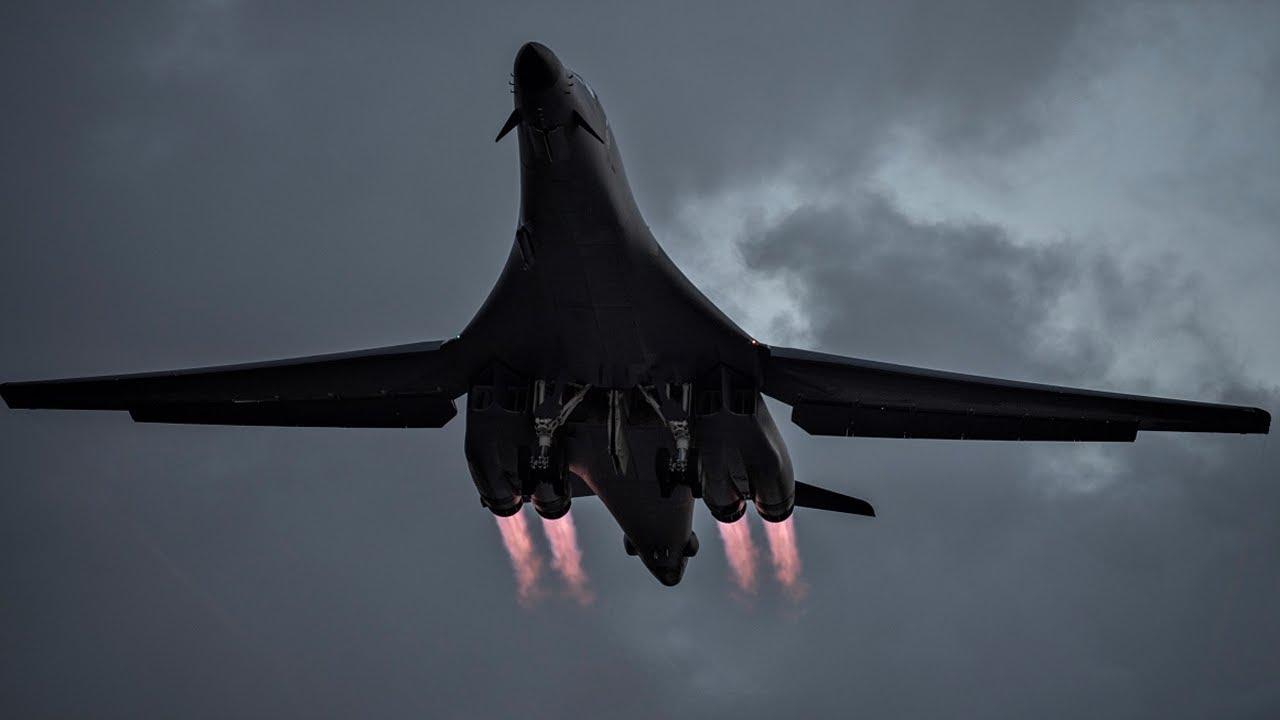 B-1B Lancers Heavy Bombers • Arrive at Ellsworth AFB • January 5th 2021