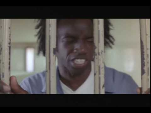 Freestyle rap in jail slam movie