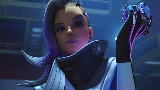 OVERWATCH Sombra Animated Short and Infiltration Short
