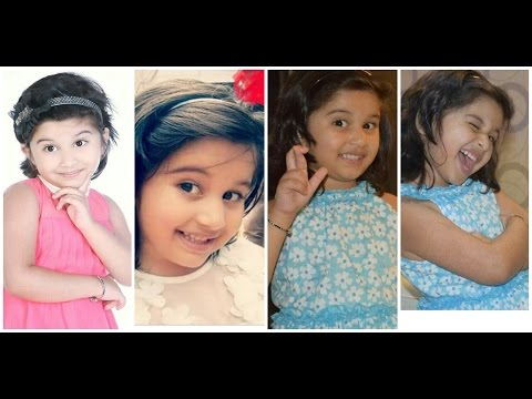 Aadya Udupi | Zee Kannada| Little Champ Singer | Cutest Collections !!