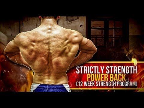 Strictly StrengthPOWER BACK! (12 Week Strength Program)