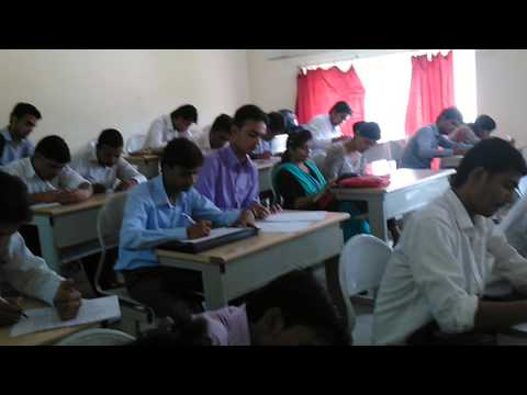 Campus Drives at People's University, Bhanpur, Bhopal