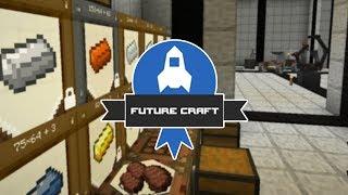 [GEJMR] FutureCraft - ep 112 - Vylepšená třídička. Lepší a menší!