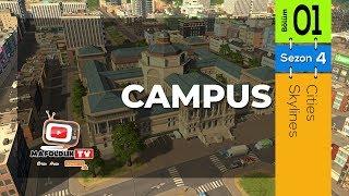 Gambar cover Kampüs Başlangıç S4:B1 - Cities: Skylines