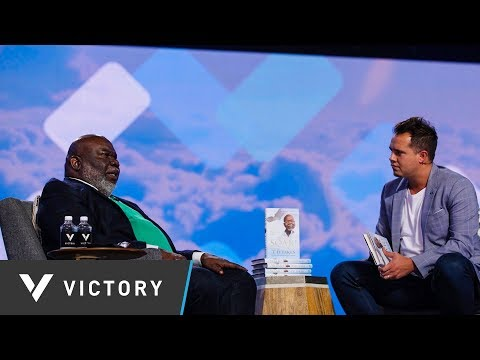 TD Jakes and Paul Daugherty Interview - Your Time To Soar