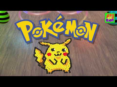 Pokémon - Pikachu Magic Colorful Balls Machine