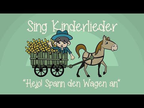 Hejo, spann den Wagen an - Kinderlieder zum Mitsingen | Sing Kinderlieder