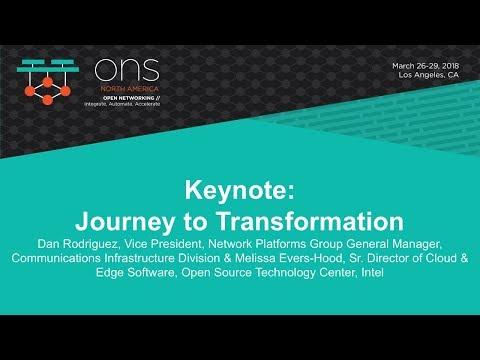 Keynote: Journey to Transformation - Dan Rodriguez & Melissa Evers-Hood