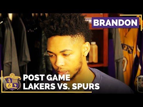 Brandon Ingram Talks Kawhi Leonard & Facing San Antonio Spurs