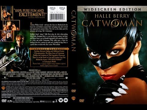 Download Opening To Catwoman 2004 DVD