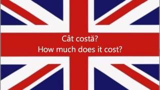 Engleza: Fraze utile engleză din oraș