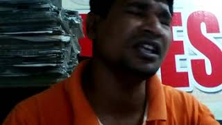 Jokhon Ratri Nijhum Nei Chokhe Ghum:Sung: Md.Borhan Hawlader